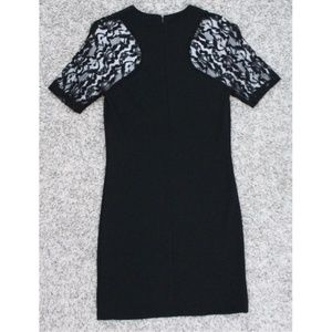 Urban Outfitters Dresses - Urban Outfitters Black Lace Dress